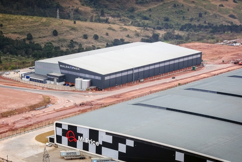 Mr Price Group Distribution Centre